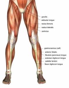 benen pijn